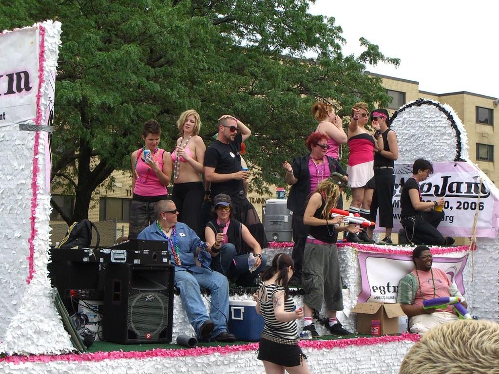 pride 2006 denver dj gay tracks