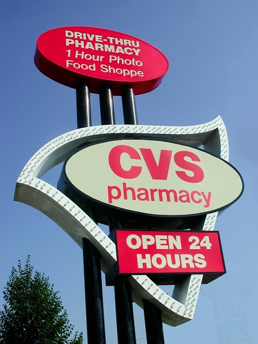 CVS Pharmacy - Sign Restoration | by pixeljones