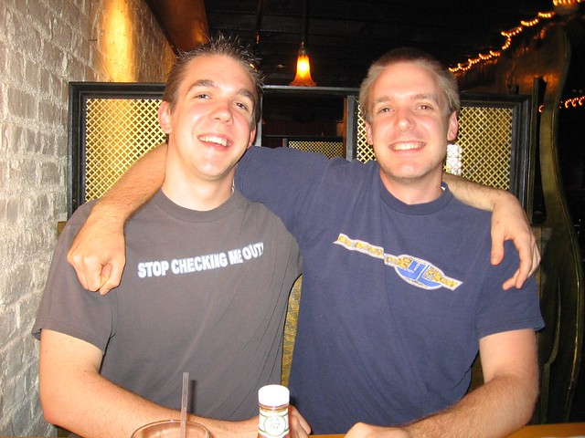 Dan and Mike