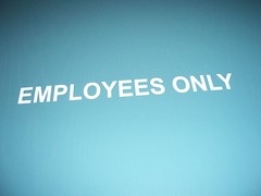 Employees Only | by antigone78
