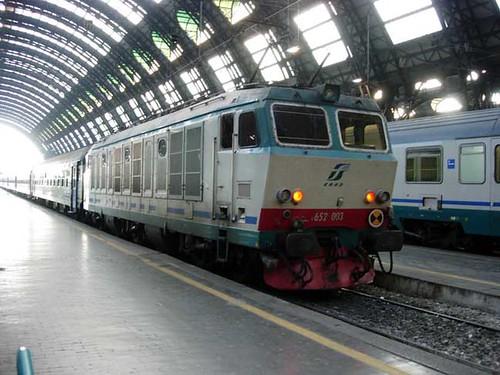 treni che passano