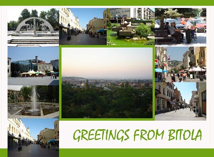 Greetings from Bitola   by TAG your place!