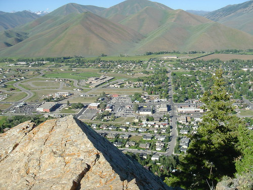 hiking hailey idaho views sunvalley