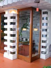 Frank Lloyd Wright: Corner Doors