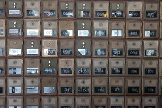 Mailboxes   by Sam Howzit