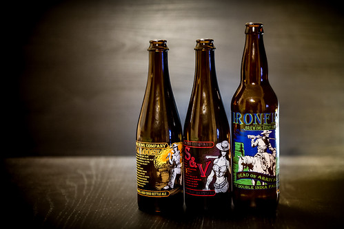 Ironfire Brewing Company Beers | by fourbrewers