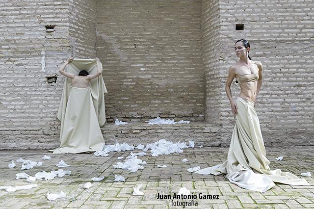 Lucía Vázquez - Saori Hala - Mes de Danza