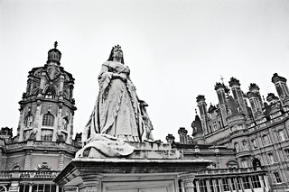 Queen Victoria at Royal Holloway, University of London