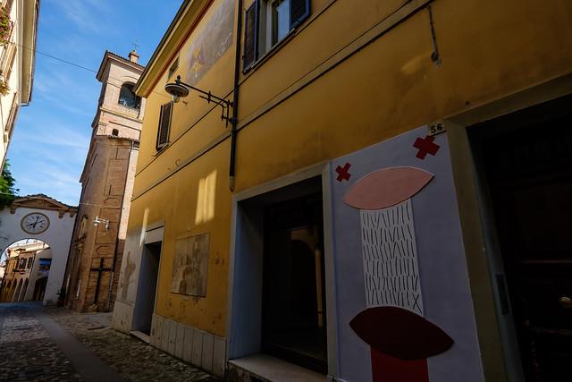 Dozza Imolese (Emilia Romagna)