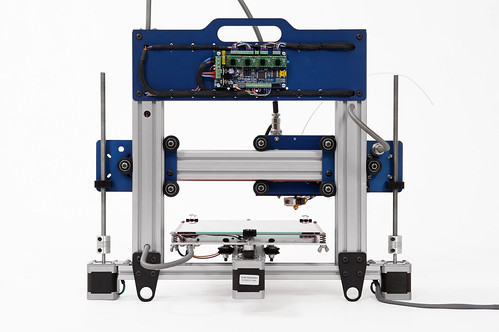 Hadron ORD 3D Printer Back | by oliverst