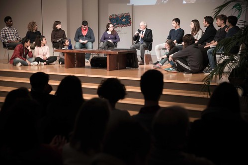 Elvio Fassone all'Università del Dialogo
