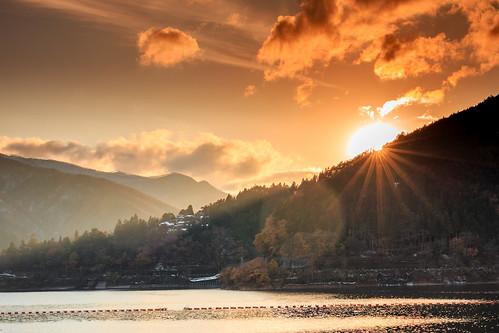 西多摩郡 東京都 日本 jp eos6d landscape sunset autumn hdr tamronsp45mmf18divcusdf013