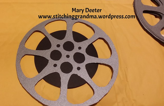 Movie Reels for Party deco