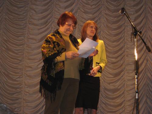 Ноя 4 2015 - 16:53 - Награждение победителей конкурса 'Народный писатель', 'Народный поэт', 'Золотой микрофон'