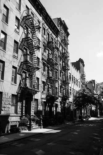"""Image titled """"Fire Escapes #13, NYC."""""""