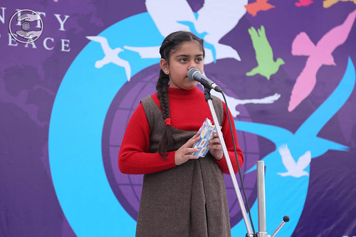 Devotional song by Baby Vandita from Amritsar, Punjab