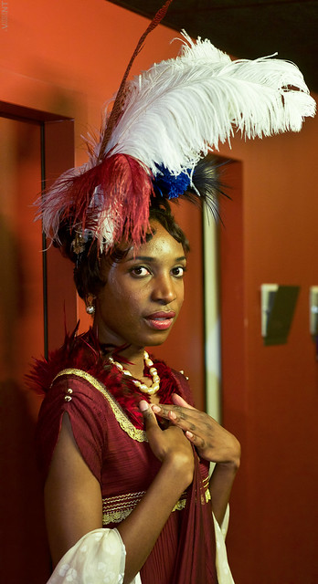 Yolanda Mpele - comédienne