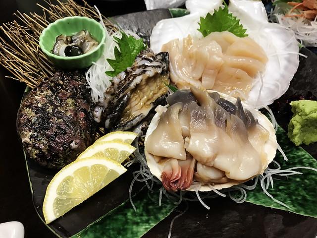 Hokkaido Cuisine Platter