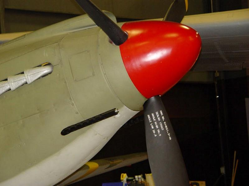 北アメリカのA-36A Apache5