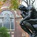 Le Penseur at Columbia University