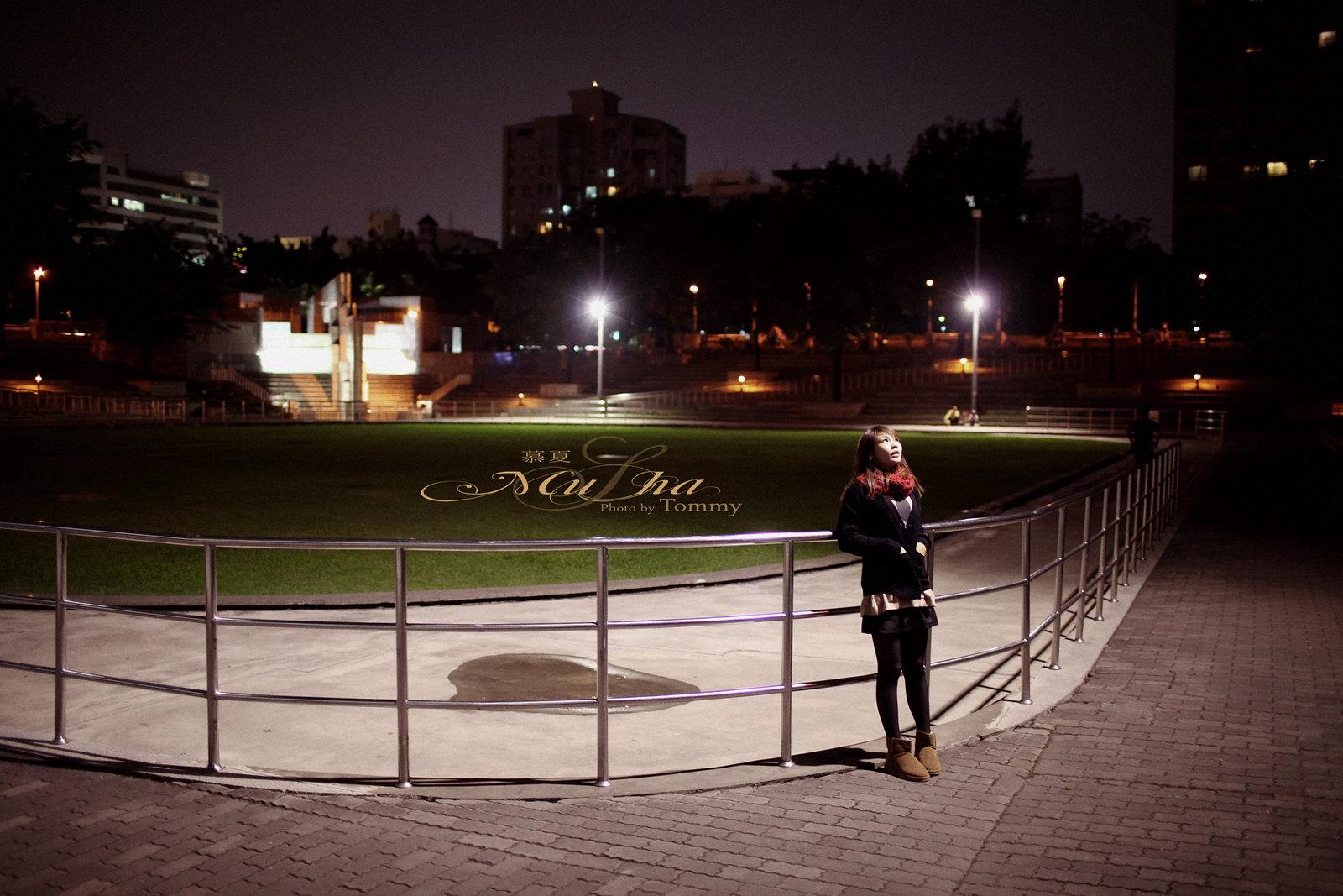 2011.12.01 小玥科工館夜拍+大寮廢墟
