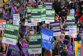 Fighting For Decent Pensions | by Nick Efford