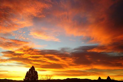 sunrise nevada carsoncity december2011
