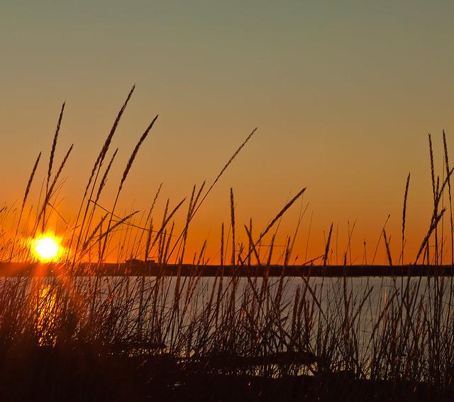 Sólsetur-Sunset