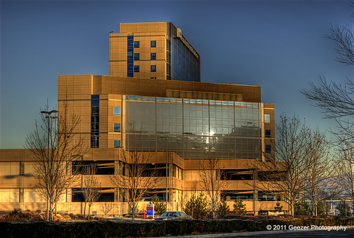 architecture sunrise utah murray ihc wasatchmountains intermountainmedicalcenter geezerphotography