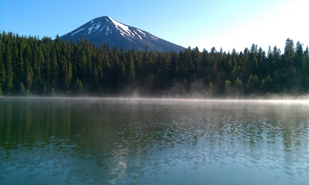 Fish Lake, Tom Black | Fish Lake near Highway 140  | Oregon