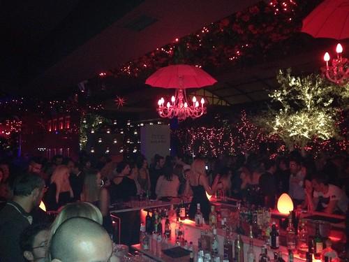 HTC private party, Villa Mercedes