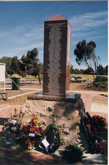 The Dublin Pioneer and War Veterans Memorial