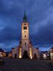 Kostel na náměstí v Kašperských Horách, foto: Petr Nejedlý