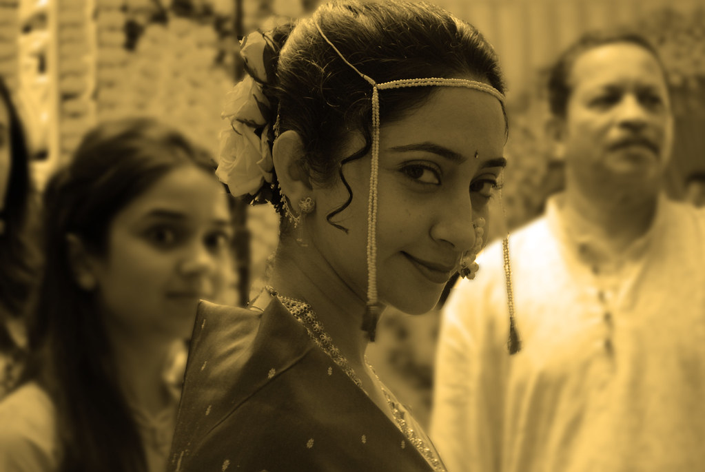 The Marathi Bride | Indian Weddings are crazy places to be