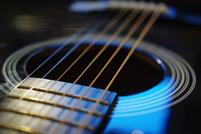 365/365: Mi guitarra y yo