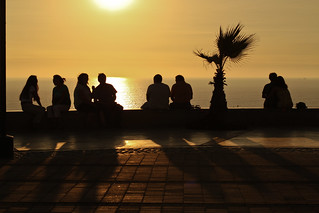 Down by the Playa (Setting Sun - Lima) | by Geraint Rowland Photography