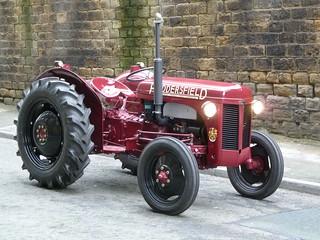 197 UXP - 1952 Ferguson Tractor   homer----simpson   Flickr