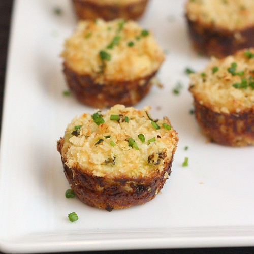 Mini Crab Cakes | by Tracey's Culinary Adventures