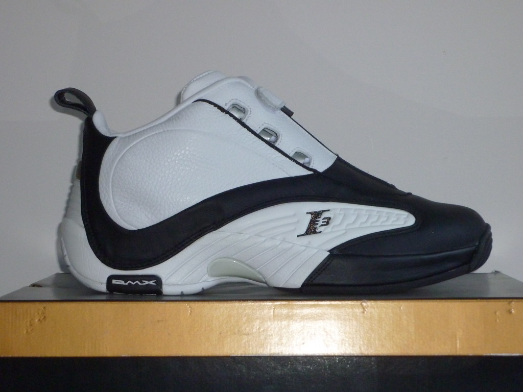 new concept cheap for sale hot products Reebok Answer IV | The shoe made famous by Iverson's trip to ...