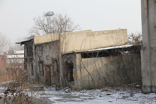 Old meat packing plant , Nysa 27.01.2012 | by szogun000