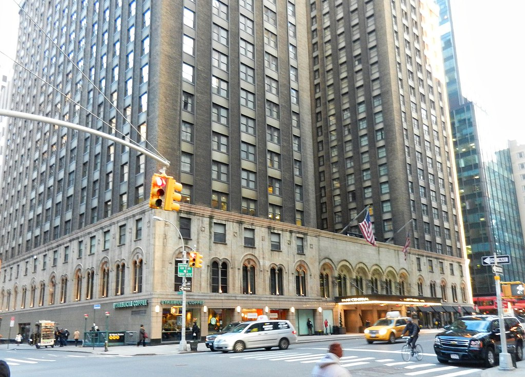 41657c96e103 Park Central Hotel, New York City   The Park Central Hotel (…   Flickr