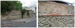 Wall at 1 Calton Road