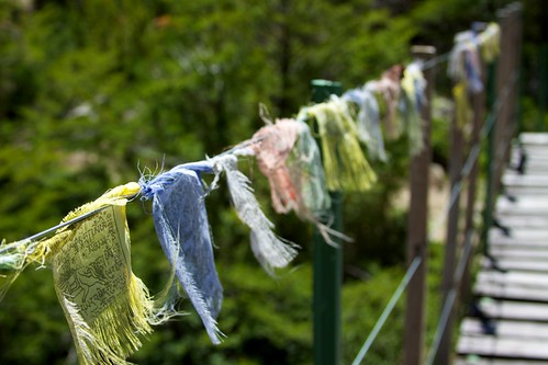 Argentina - Bariloche trekking 143 - prayer flags | by mckaysavage
