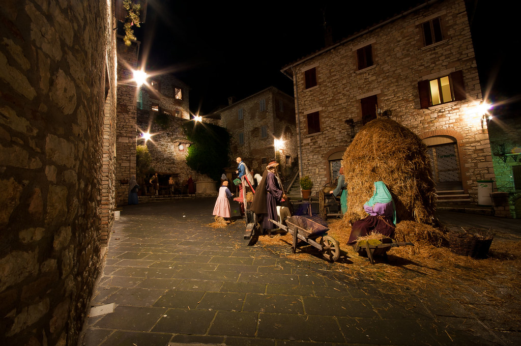 Corciano (Perugia) Italy