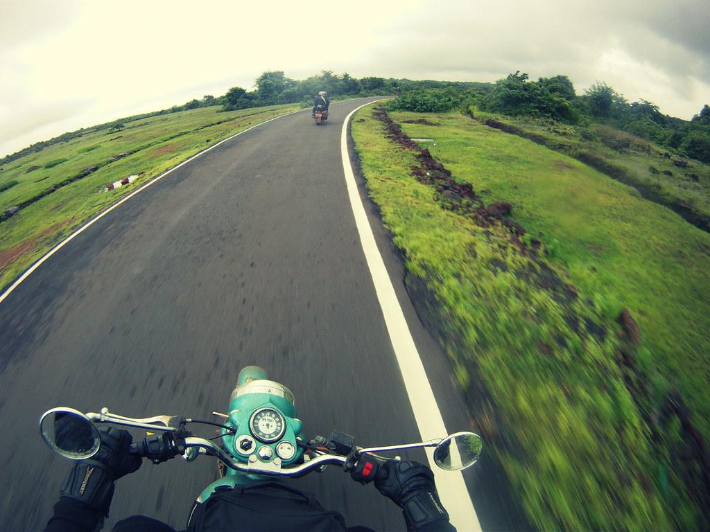 Biking the Byways mumbai