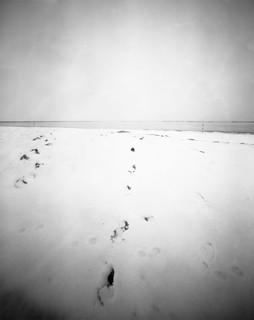 Pinhole - Neve al mare