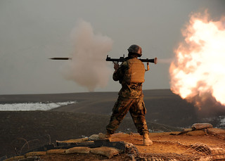 8th Commando Kandak RPG and heavy weapons training [Image 4 of 9] | by DVIDSHUB