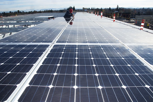 Solar panels | by OregonDOT