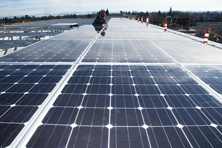 Solar panels | by OregonDOT