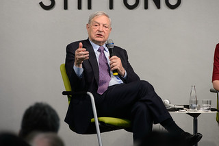 George Soros | by boellstiftung